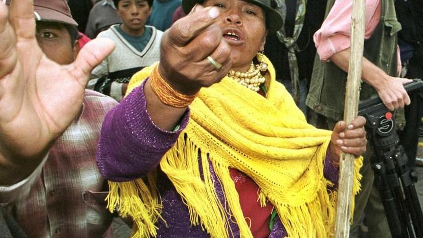 ООН: Индейцы Латинской Америки подвергаются дискриминации, как в колониальный период