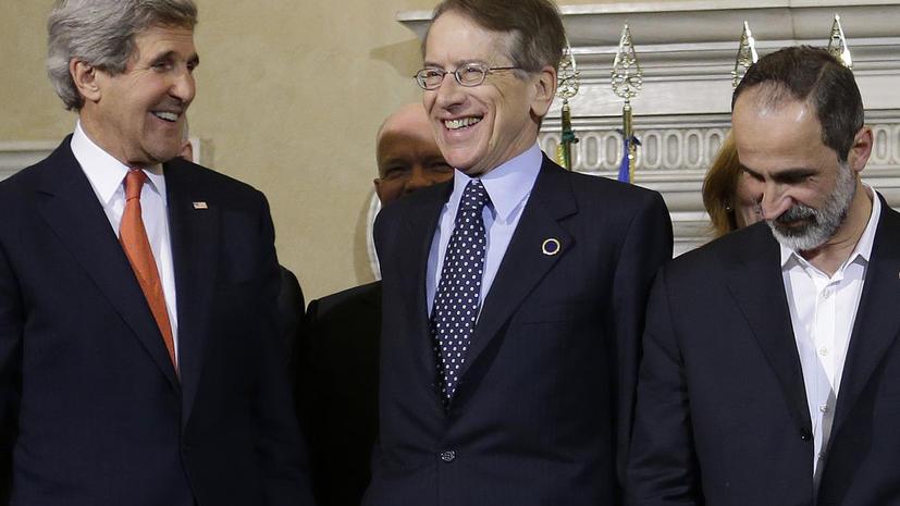 «Друзья Сирии» передадут оппозиционным силам $60 млн и «несмертельное» оружие