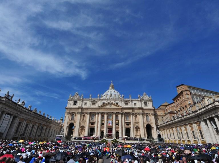 В Ватикане перестали принимать к оплате банковские карты