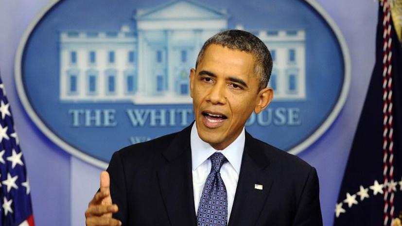 Барак Обама: Я не готов к диалогу с республиканцами до тех пор, пока правительство не возобновит свою работу