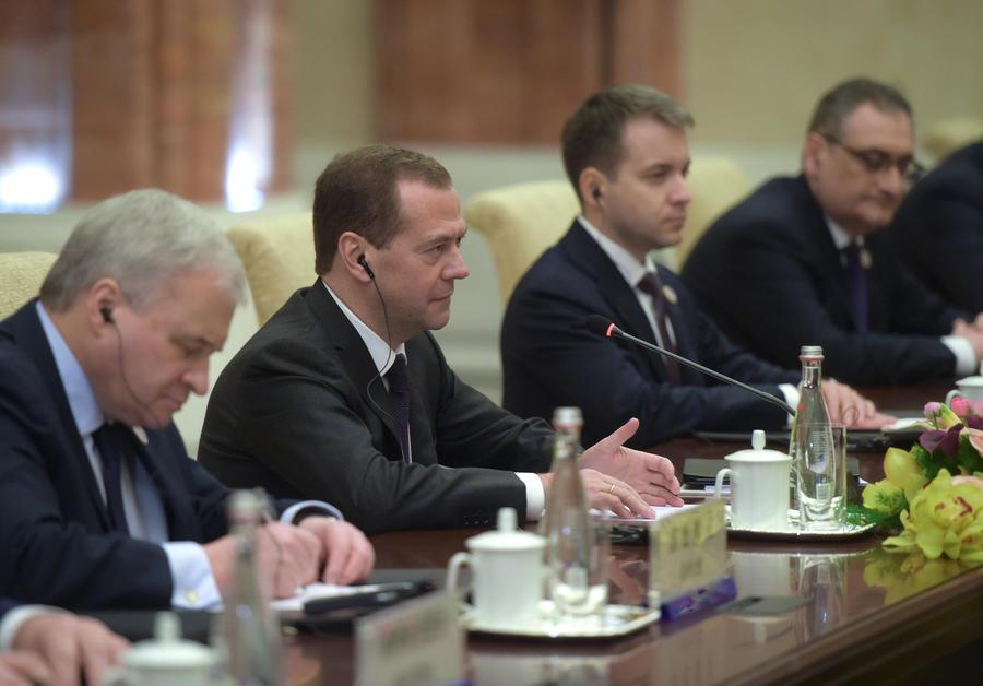 Дмитрий Медведев: Системы тотальной слежки в интернете создают угрозу суверенитету государств