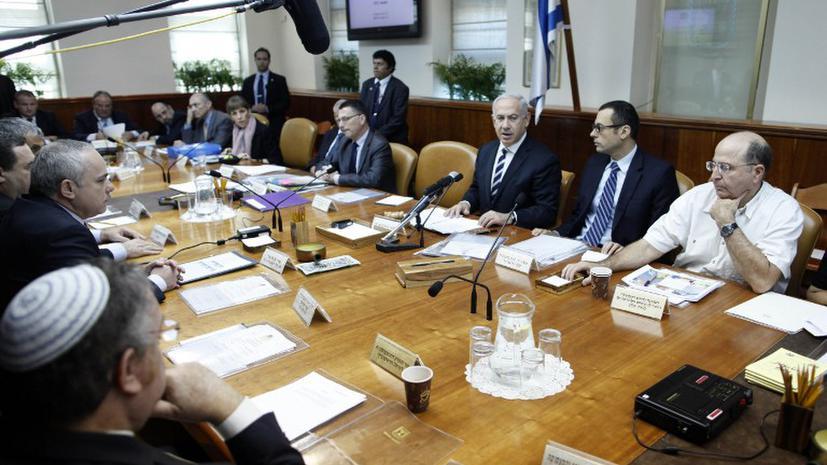 Израиль лишил Палестину бюджетных средств