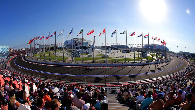 Международная автомобильная федерация: Этап «Формулы-1» в России – лучший в 2014 году