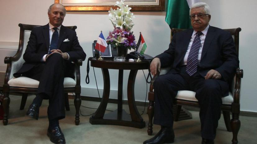 Франция вслед за Великобританией готова поддержать вступление Палестины в ООН