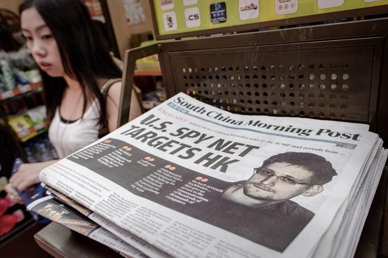 В США возбудили уголовное дело против Эдварда Сноудена