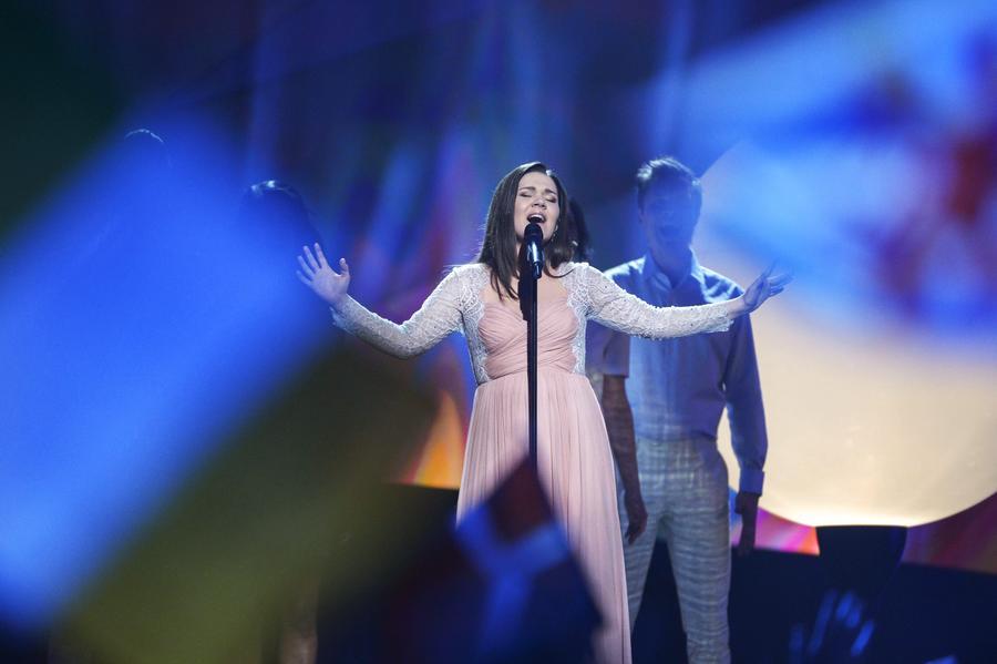 Российская певица Дина Гарипова вышла в финал «Евровидения»