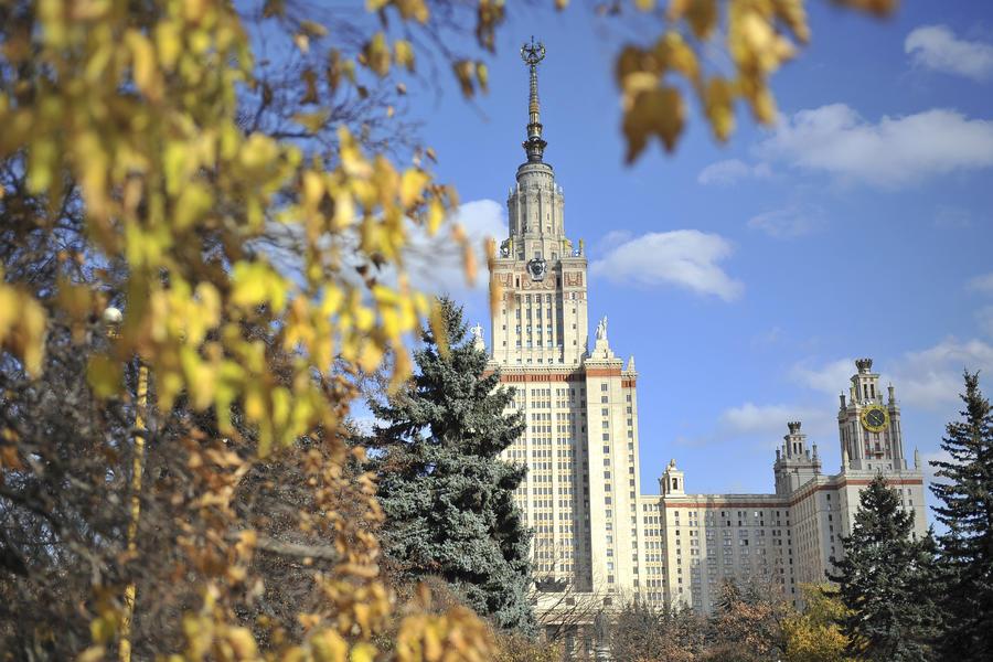 МГУ остался единственным российским ВУЗом в рейтинге Times Higher Education