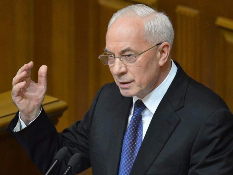 Николай Азаров назвал подписание пакета украинско-российских документов историческим событием