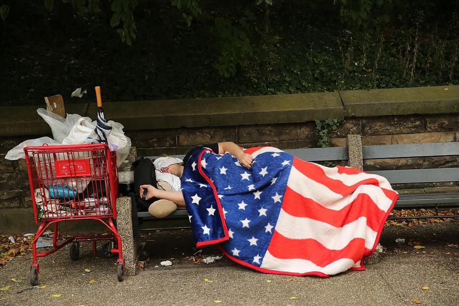 Сотрудники Кремниевой долины США на склоне лет оказываются на улице
