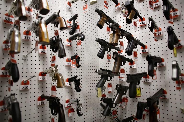 В Техасе могут разрешить продажу спиртного на оружейных мероприятиях