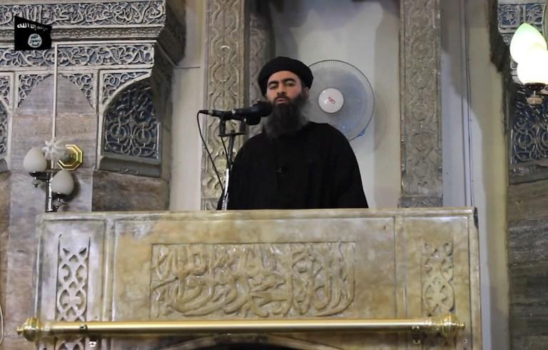 СМИ: В результате авиаудара ВВС США в Ираке был тяжело ранен лидер «Исламского государства»