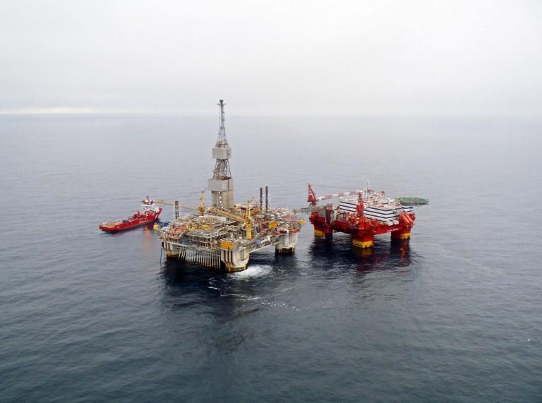 Утечка нефти произошла на платформе компании Statoil в Северном море