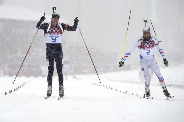 Мужской масс-старт выиграл норвежский биатлонист Эмиль-Хегле Свендсен