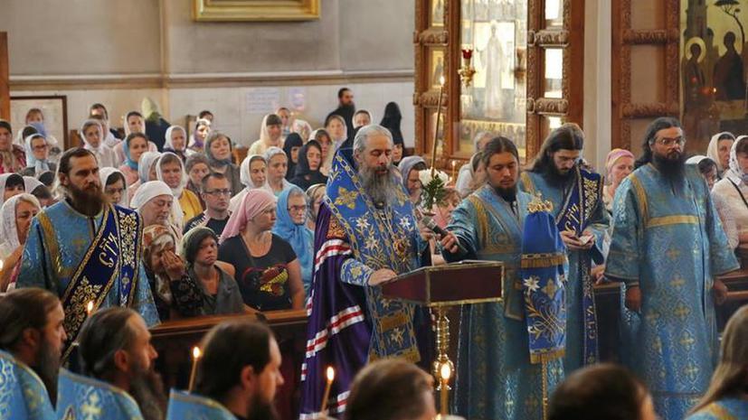 Священники Донбасса опасаются репрессий со стороны киевских властей