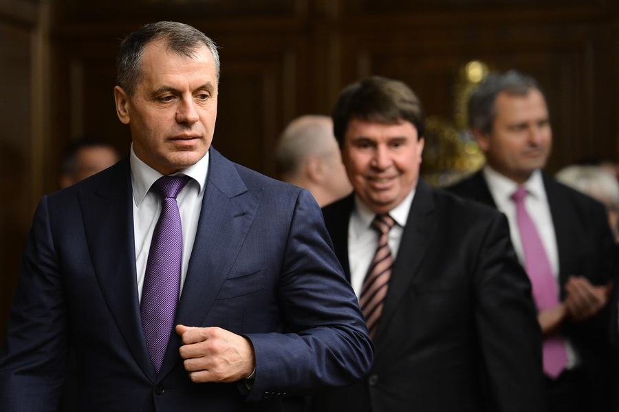 Владимир Константинов: За вхождение Крыма в состав России могут проголосовать 85% участников референдума