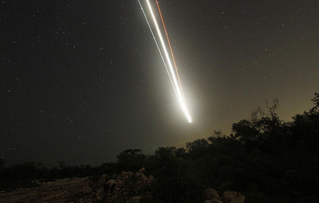 Метеориты опять атакуют Землю: небесная вспышка напугала жителей Флориды