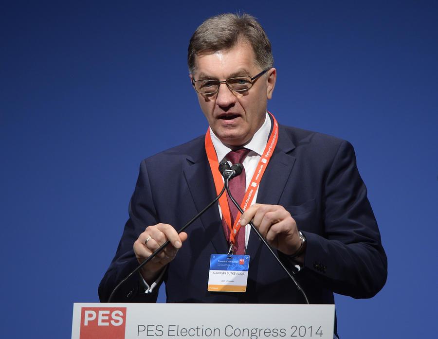 Премьер-министр Литвы выступил против санкций в отношении России
