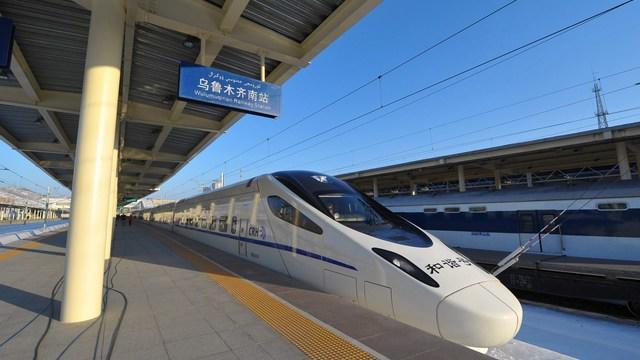 Дорога из Пекина в Москву на высокоскоростном китайском экспрессе займёт два дня