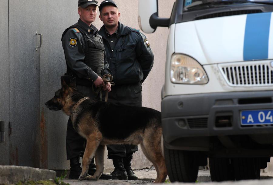 В здании Останкинского молочного комбината бомбы не обнаружено