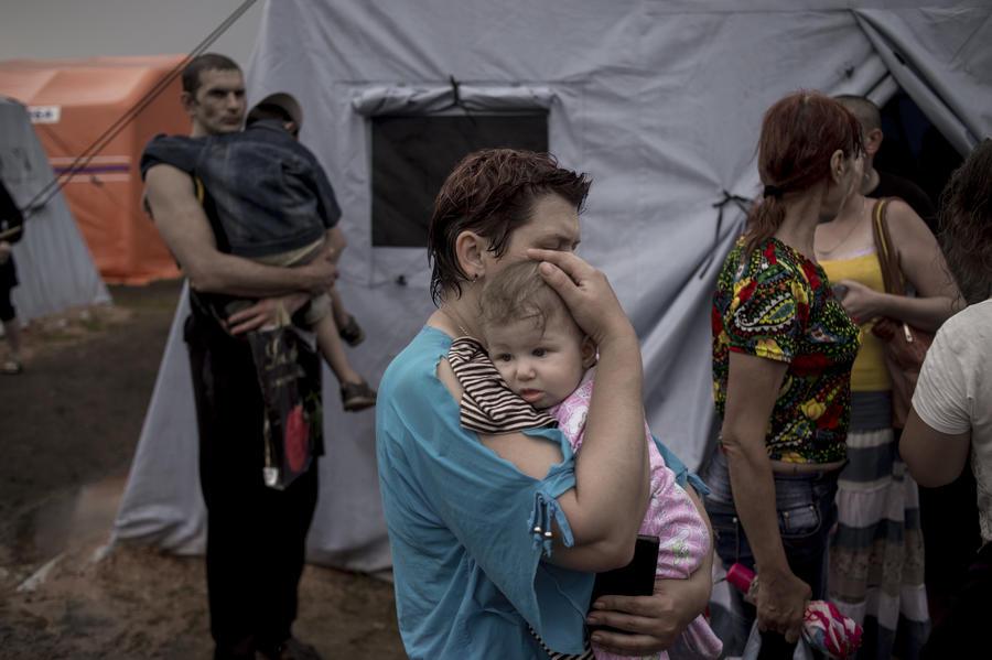 ФМС: Беженцам с Украины втрое продлят срок пребывания в России