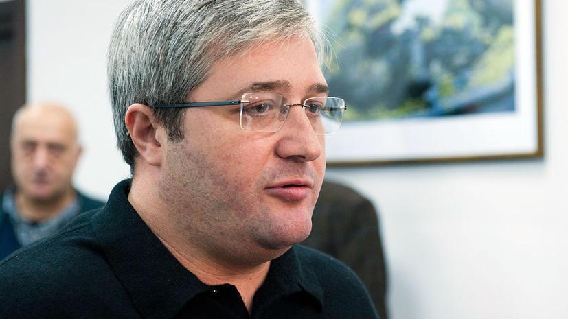 Таргамадзе признан обвиняемым по делу о подготовке беспорядков в РФ и объявлен в розыск