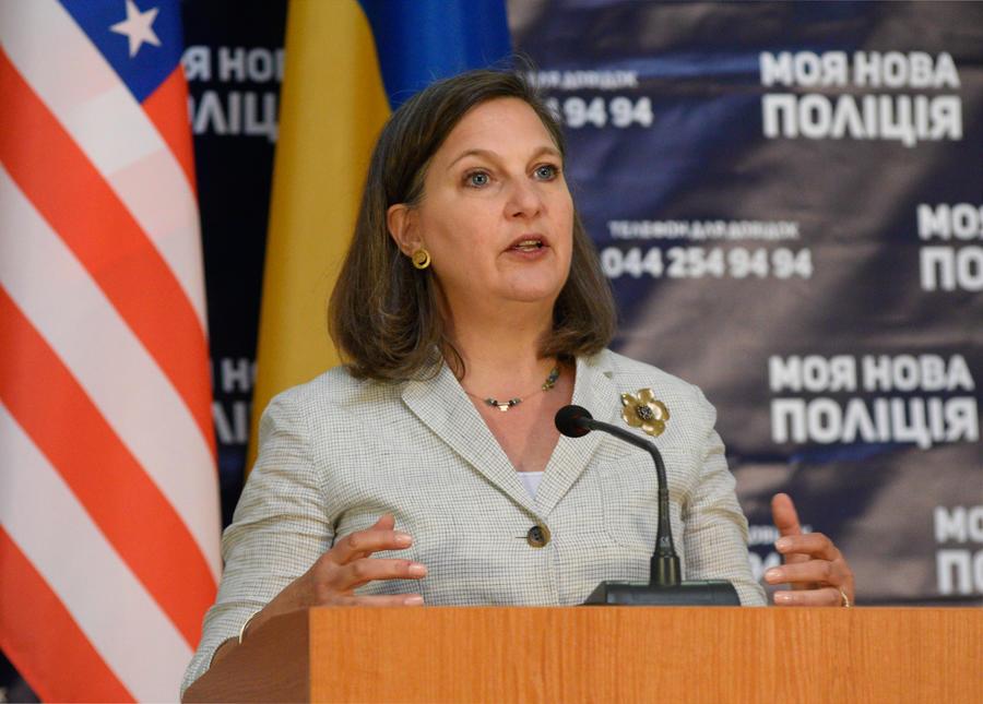 СМИ: «Клан» Виктории Нуланд  втягивает США в новые конфликты из-за бизнес-интересов