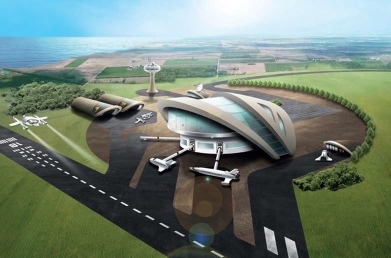 Власти Великобритании утвердили план строительства первого в Европе космодрома для туристов