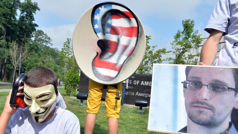Мировые СМИ: Сноуден вносит раскол между Европой и Америкой