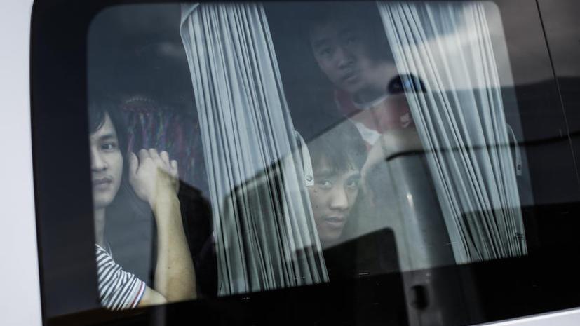 Житель Томска пытался единовременно ввезти в Москву 4,5 тыс. мигрантов