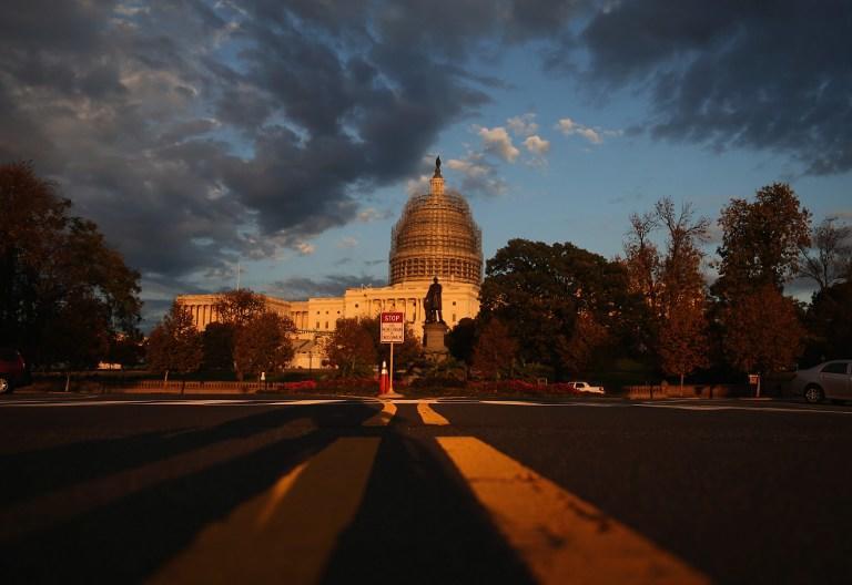 Сенат США принял законопроект о новых санкциях против РФ и о военной помощи Украине