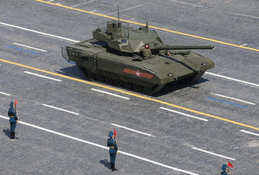 Дмитрий Рогозин: Танк «Армата» будет усилен более мощным оружием