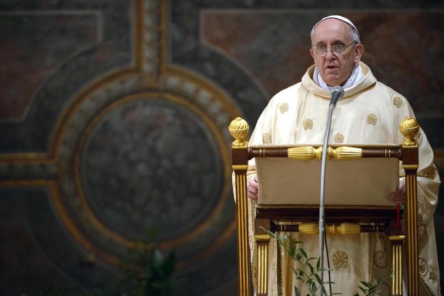 Папа Франциск начал экономическую реформу Ватикана