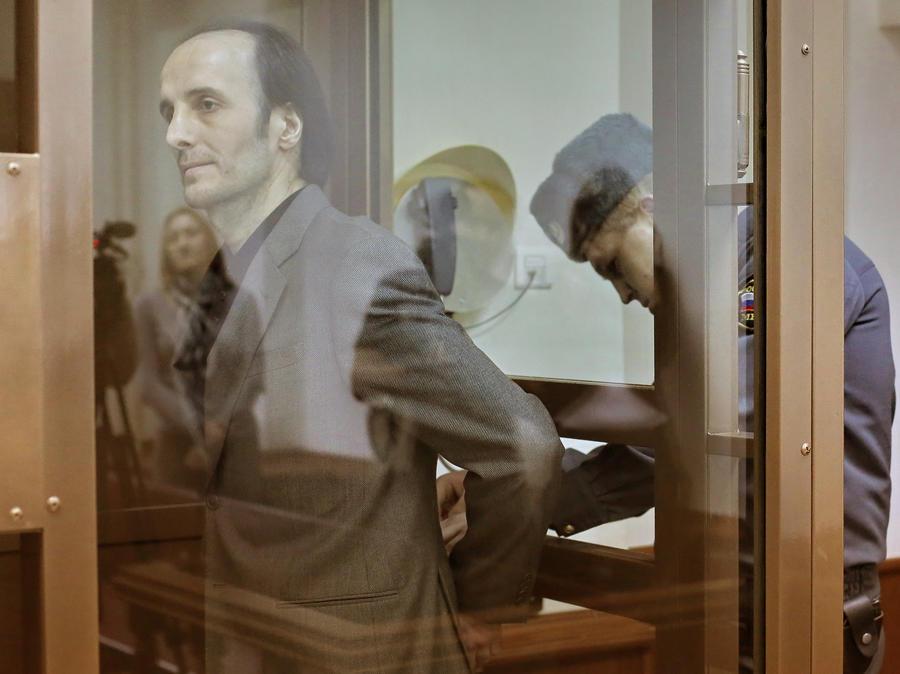 Убийца Буданова приговорён к 15 годам лишения свободы