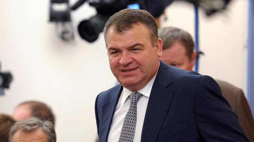 Сердюков еще как минимум год будет в статусе свидетеля по делу «Оборонсервиса»