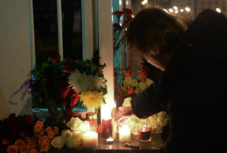 Американские СМИ: Москва разделила скорбь с французским народом