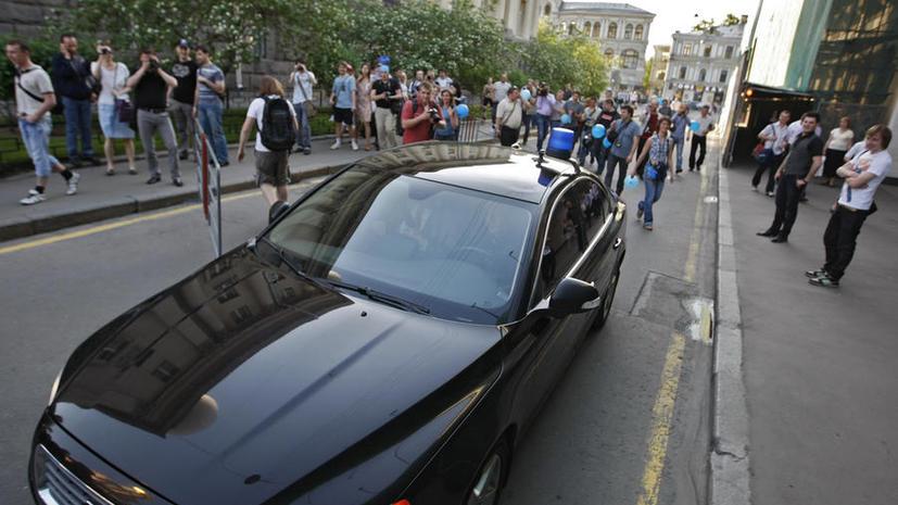 Разработка автомобилей для чиновников обойдётся бюджету в 12 млрд рублей