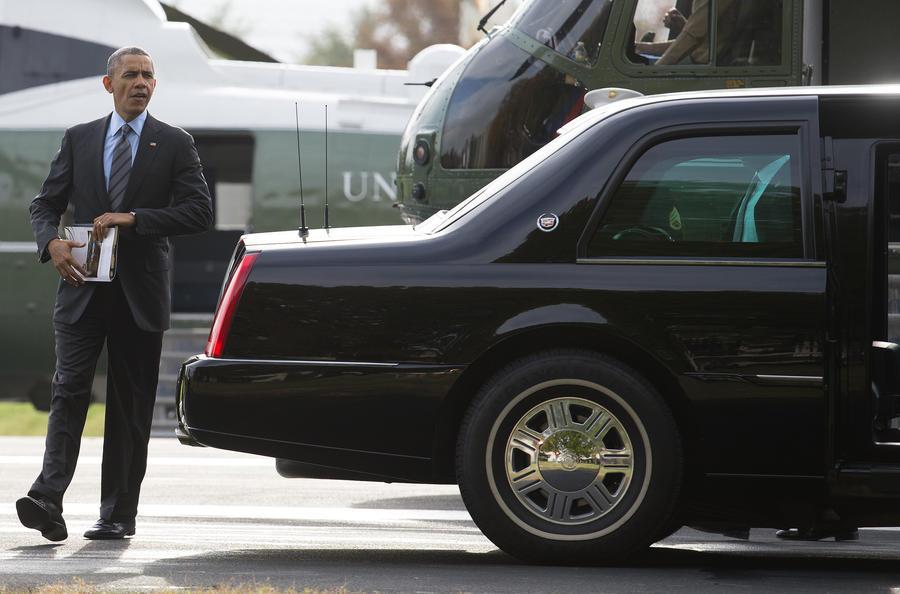 Сутки пребывания Барака Обамы в Брюсселе обойдутся бельгийским налогоплательщикам в €10 млн
