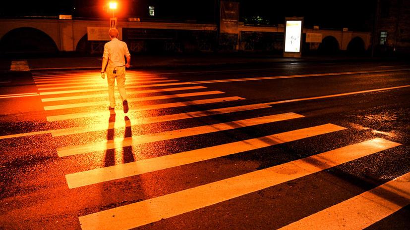 Правительство не поддержало введение уголовной ответственности для пешеходов