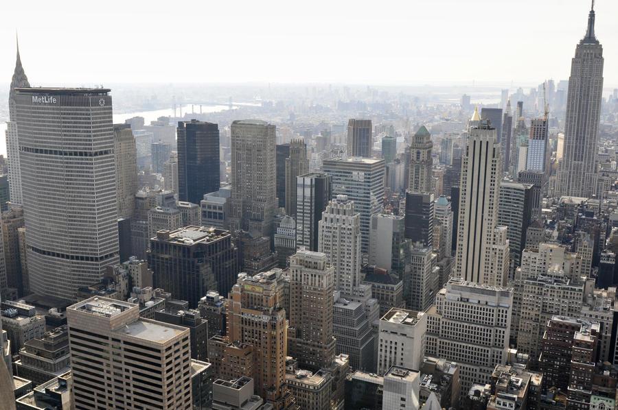 Нью-Йорк – город контрастов: разница между богатыми и бедными на Манхэттене – самая большая в США