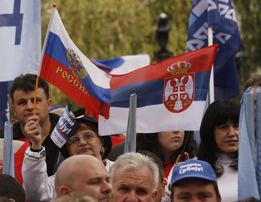 СМИ: Сербы рассчитывают на «большого брата» — Россию — в случае конфликта в Косово