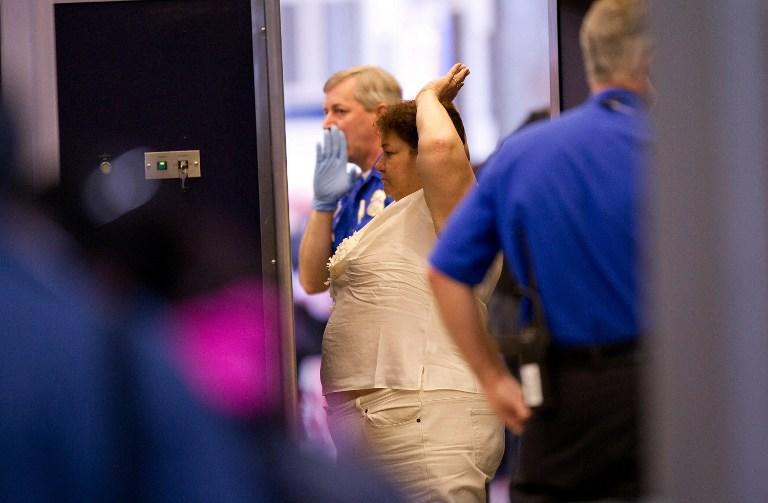 Сотрудники авиабезопасности США глумились над видами голых пассажиров при прохождении досмотра