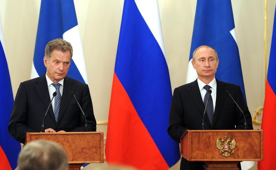 Владимир Путин: США и ЕС не оказывают должного давления на Киев для выполнения Минских соглашений