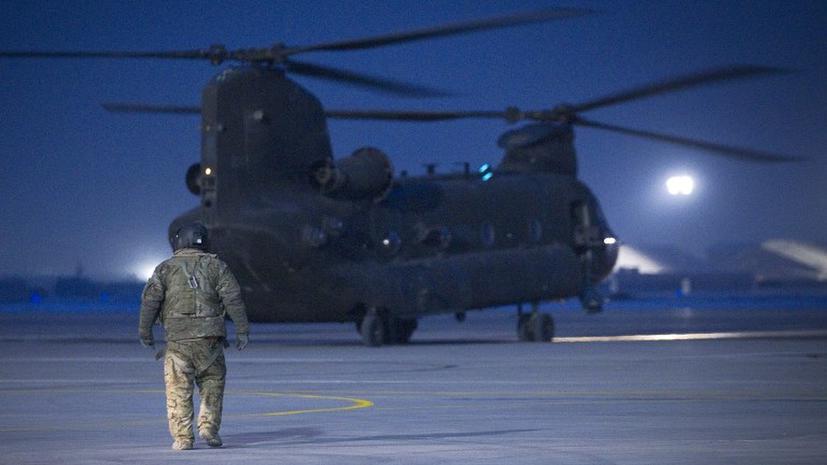 Афганский вопрос расколол американскую элиту