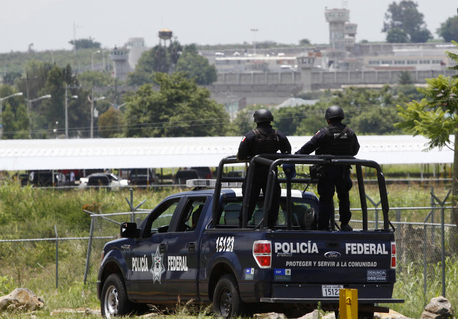 Киллеры-клоуны расстреляли влиятельного мексиканского наркобарона