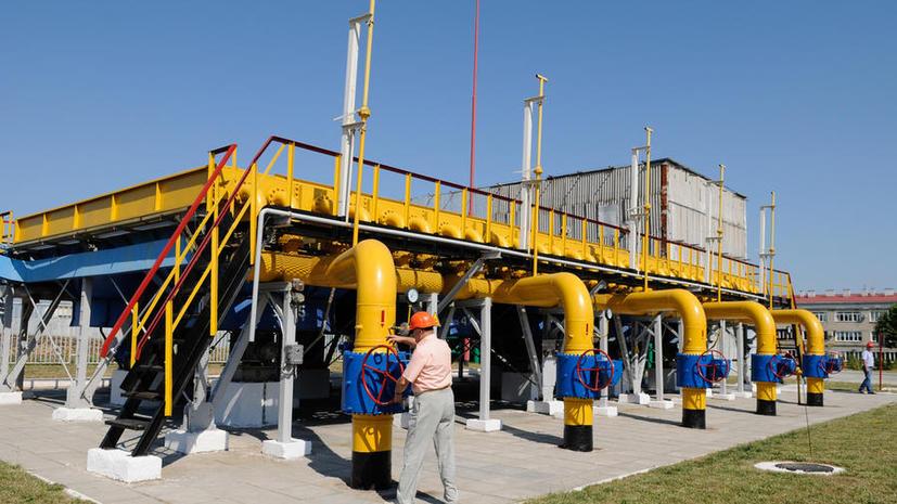 Эксперт: Скидка на газ предоставляется не для того, чтобы Европа занималась реэкспортом