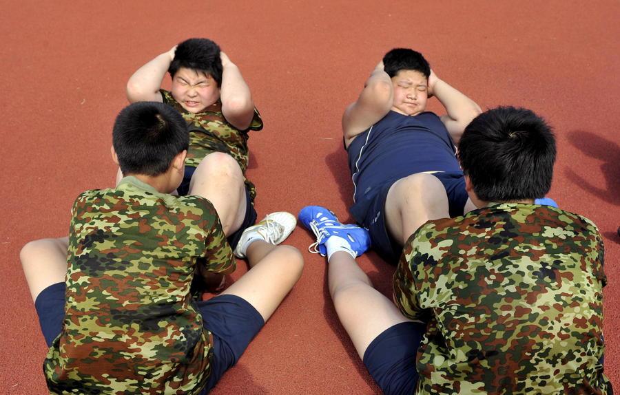 Число больных ожирением в развивающихся странах утроилось с 1980 года
