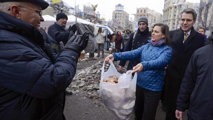 США признали, что выделили «на демократию» на Украине $5 млрд