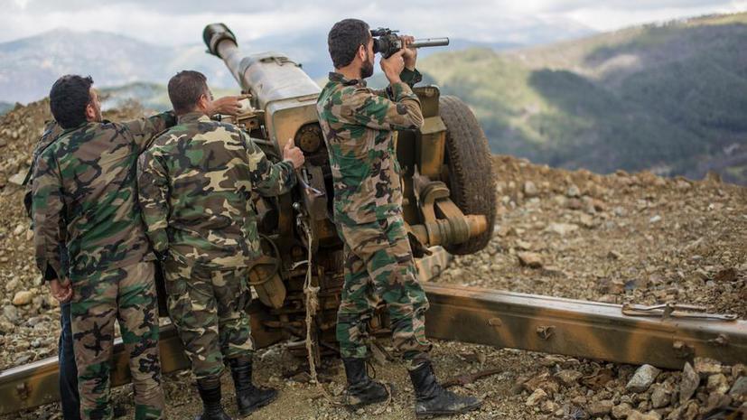 СМИ: Сотни христиан в Сирии встали на защиту своих поселений от боевиков «Исламского государства»