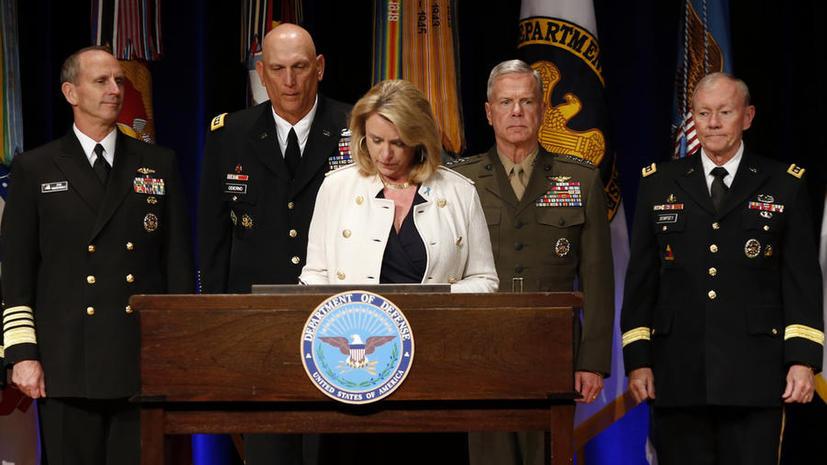 Министр ВВС США посчитала Россию самой большой угрозой для национальной безопасности Америки
