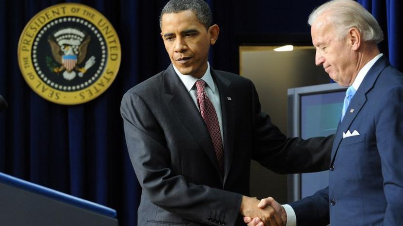 Байден забыл, как зовут президента США